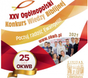 Etap diecezjalny – Ogólnopolski Konkurs Wiedzy Biblijnej
